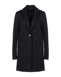Guess By Marciano Overcoats Black