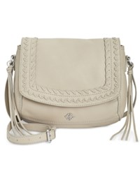 Nanette Lepore Cortina Flap Crossbody Huskey