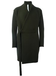 Damir Doma 'Chopino' Coat Green