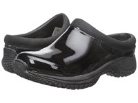 Merrell Encore Moc Pro Grip Black Patent Women's Moccasin Shoes