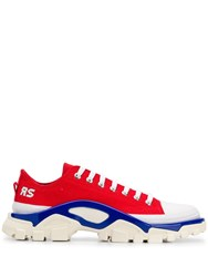 Raf Simons Adidas By Adidas X Detroit Runner Red