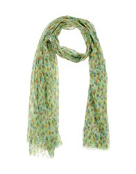 Mosaique Scarves Light Green