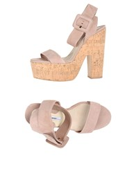 Brian Atwood Sandals Skin Color