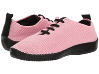 Arcopedico Ls Pink Lace Up Casual Shoes
