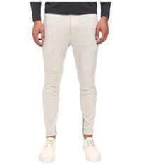 Theory Dryden.Axis Terry Sweatpants Light Heather