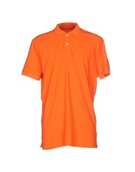 Murphy And Nye Polo Shirts Orange
