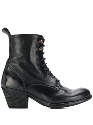 Officine Creative Giselle Boots Black