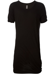 Rick Owens Draped T Shirt