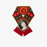 Y Project Napoleon Football Scarf Red
