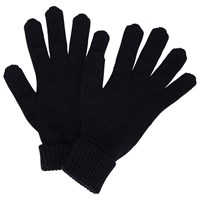 John Lewis Made In Italy Cashmere Gloves Navy