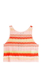 Missoni Lurex Crop Top