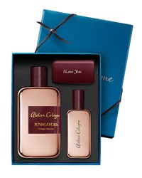 Atelier Cologne Rendez Vous Cologne Absolue 200 Ml With Personalized Travel Spray 30 Ml Orange
