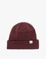 Norse Projects Bubble Beanie Charcoal