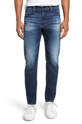 Ag Jeans Stockton Skinny Fit 7 Years Blue Spire