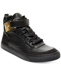 Madden Girl Madden Girl Adorree High Top Sneakers Women's Shoes Black