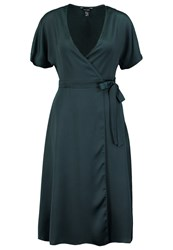 New Look Suzy Summer Dress Dark Green