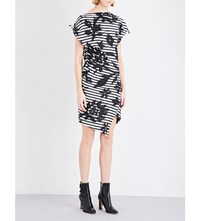 Anglomania Shore Jersey Dress Black