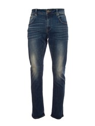 Garcia Men's Straight Cut Jeans Blue