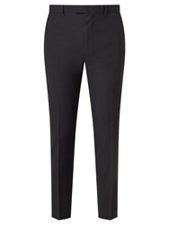 John Lewis Kin By Ordell Puppytooth Slim Fit Dress Suit Trousers Charcoal