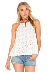 Free People Dream Date Top Ivory