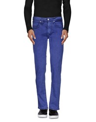 Cycle Denim Denim Trousers Men Bright Blue