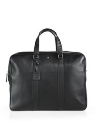 Montblanc Meisterstuck Soft Grain Leather Document Case Black