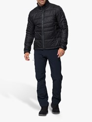 Jack Wolfskin Argon 'S Insulated Jacket Black