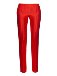 Preen Piccadilly Double Faced Satin Trousers