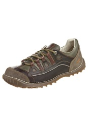 Art Shotover Casual Laceups Brown