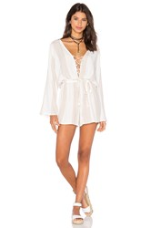 Faithfull The Brand Positana Romper White
