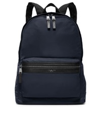 Michael Kors Kent Nylon Backpack Indigo