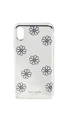 Kate Spade New York Mirror Iphone Case Silver Multi