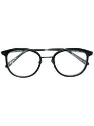 Frency And Mercury Sunset Band Glasses Black