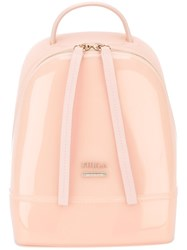 Furla 'Candy' Backpack Pink Purple