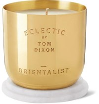 Tom Dixon Orientalist Scented Candle 260G Gold