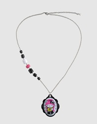 Tarina Tarantino Necklaces Black