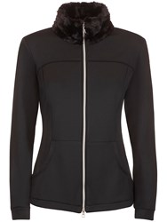 Chervo Postura Full Zip Sweater Black