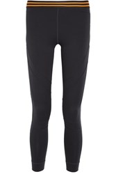 The Upside Stretch Jersey Leggings Navy