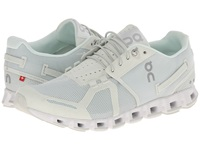 On Cloud Ice White Women's Running Shoes Yellow