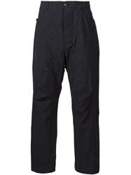 Song For The Mute Loose Fot Trousers Black