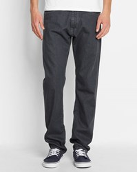 Carhartt Grey Wash Vicious Grafton Tapered Fit Jeans