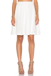 Sen Amelie Skirt White