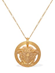 Versace Medusa Western Chain Necklace Gold