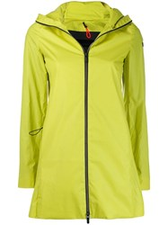 Rrd Hooded Raincoat Yellow