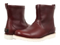 Ugg Hendren Tl Cordovan Leather Men's Pull On Boots Brown