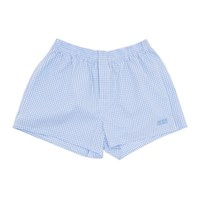 Boss Two Pack Blue And White Patterned Boxers
