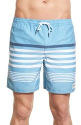 Men's Rhythm 'Collins Jam' Swim Trunks Sea
