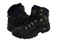 Lowa Renegade Gtx Mid Dark Grey Navy Men's Hiking Boots Gray