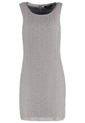Comma Cocktail Dress Party Dress Grey