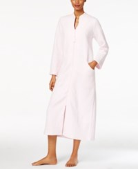 Charter Club Quilted Zip Front Long Robe Only At Macy's Cherub